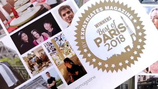 Best of Paris 2018 Expatriates Magazine