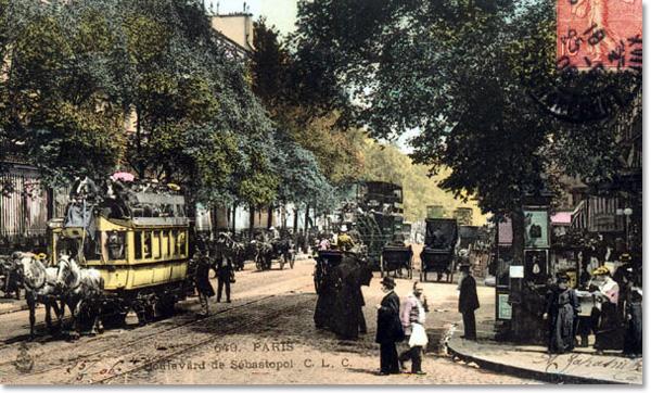 LE MARAIS IN 1900