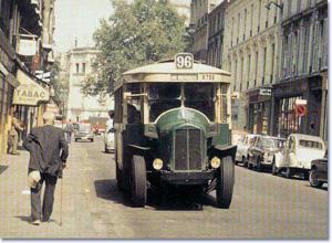 LE MARAIS IN 1960