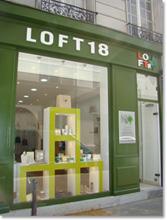 LOFT 18 PARIS MARAIS