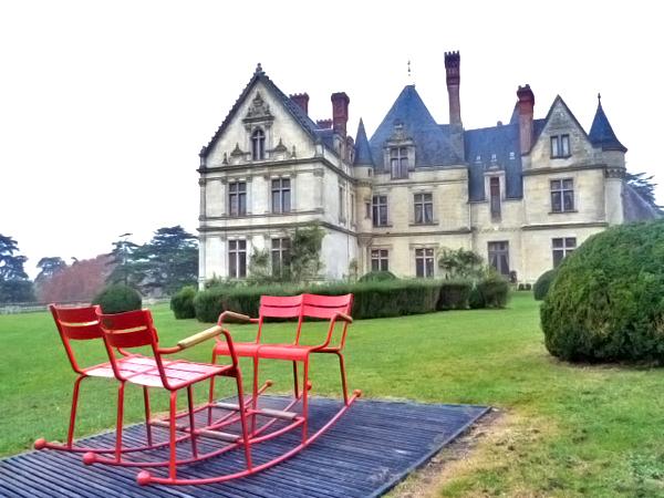 Chateau de la Bourdaise