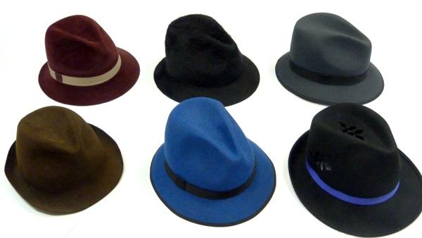 murmure hats