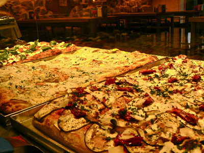Altaglio pizza like you never tasted before