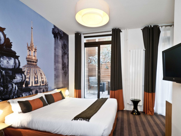 Paris Marais Hotel 20 Prieure