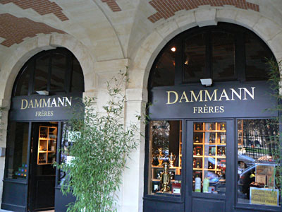 Paris le Marais Favorite addresses