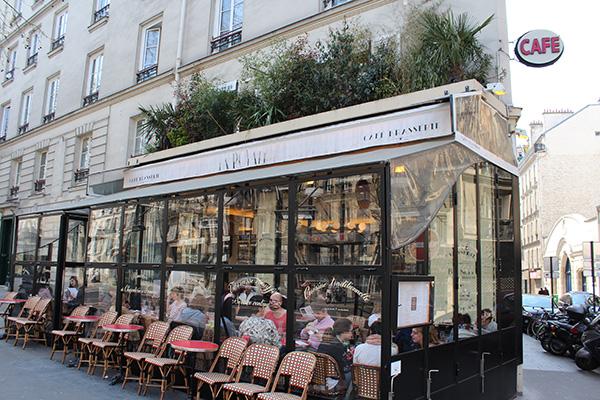Paris Marais View