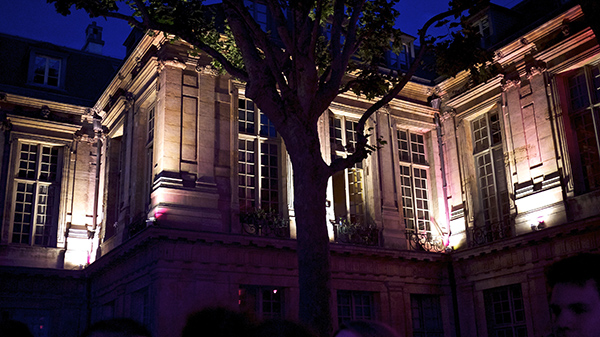 JULY SUMMER PARTIES IN LE MARAIS