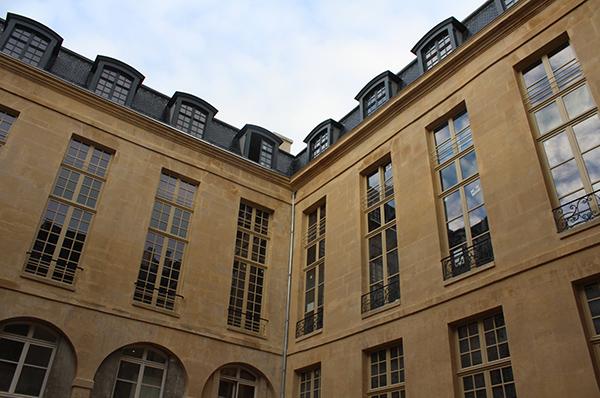 Hotel Particulier in Le Marais