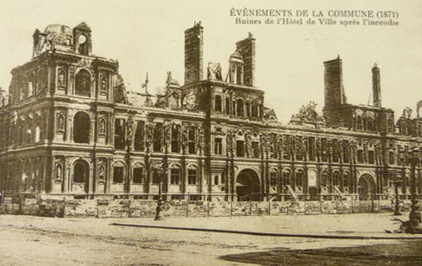 PARISMARAIS.COM HOTEL DE VILLE DE PARIS