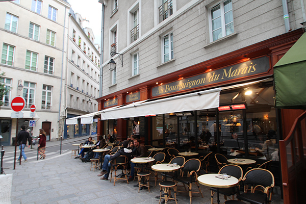 ENJOY THE NICEST TERRACES IN CENTRAL PARIS ! - PARISMARAIS.COM