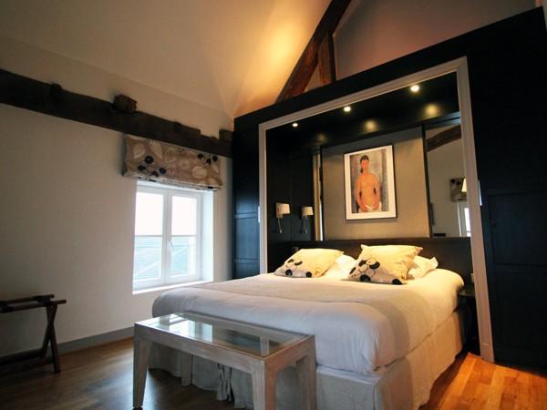 Best Boutique hotel in Le Marais : Hotel du Jeu de Paume