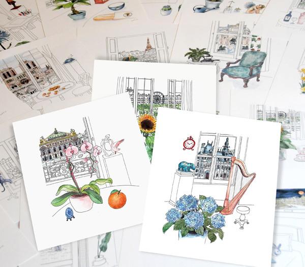 Talents Made in Le Marais : Yukie Matsushita