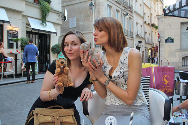 THE NICEST TERRACES IN  PARIS ! - PARISMARAIS.COM