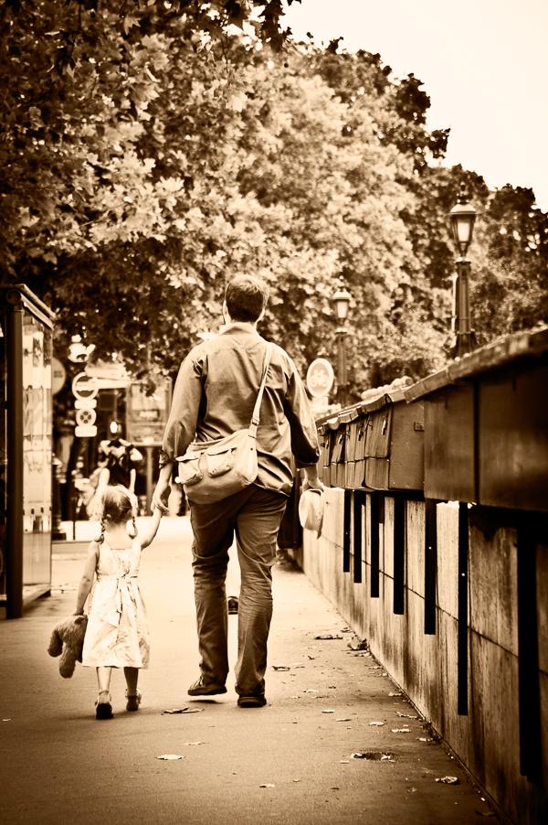 A Walk in Paris