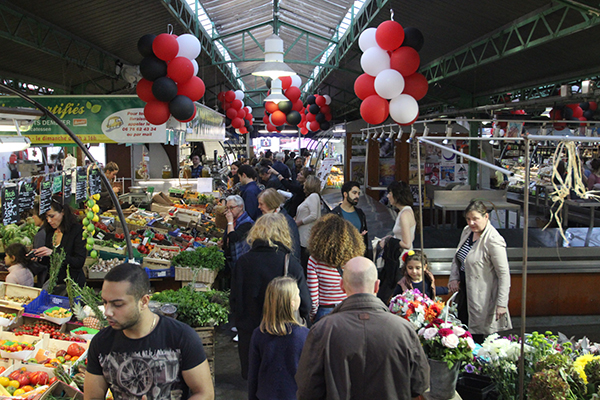 Le Marché des Enfants Rouges celebrates its 400th Birthday