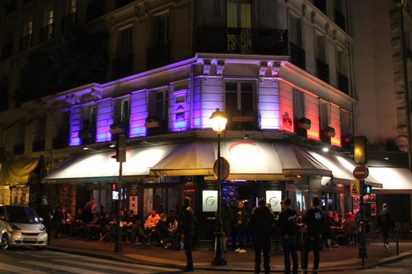 LE MARAIS IS ALIVE AND KICKING ! PARIS SERA TOUJOURS PARIS !