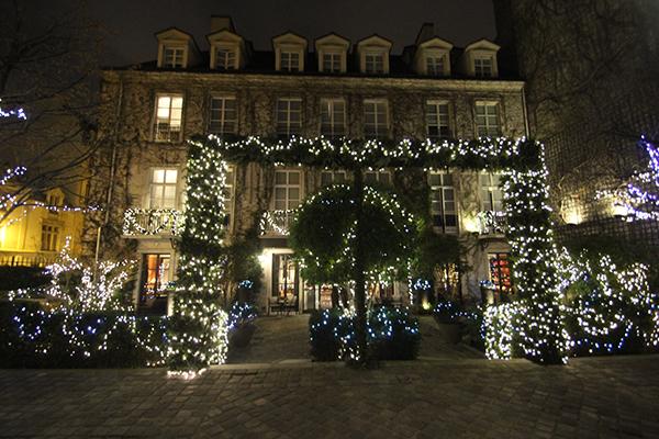 Marais Christmas to You !