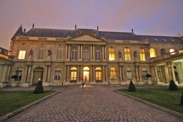 hotel pavillon reine paris: