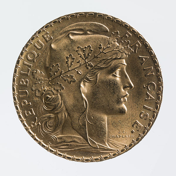 Gold of Power from Julius Caesar to Marianne