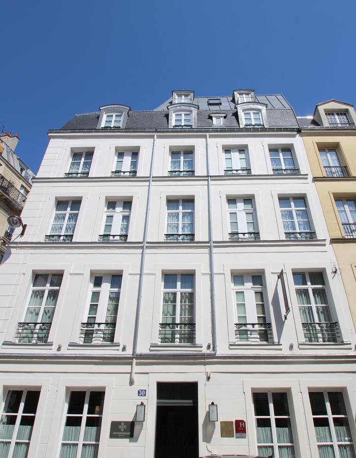 Hotel les Tournelles, Spirit of Le Marais, Trends of Today