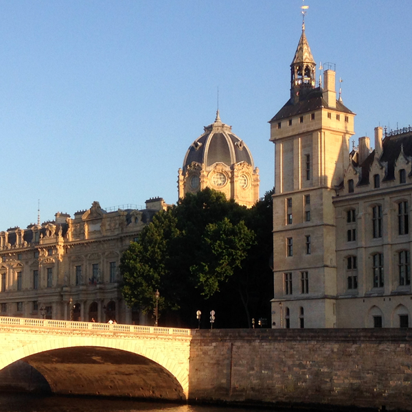 La Conciergerie : from Medieval Royal Palace to Courthouse