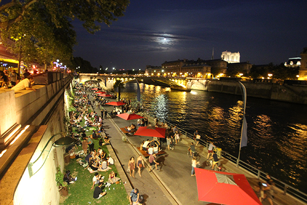 Discover Paris most exclusive location Ile Saint Louis