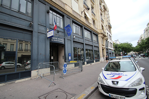 Safety in Paris and Le Marais District