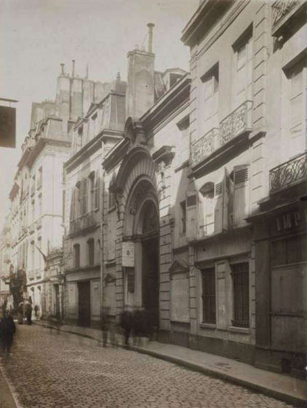Le Marais at its Golden Age : The seventeenth Century