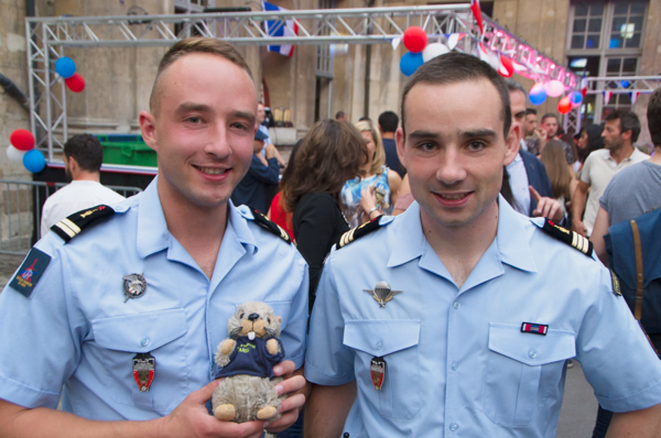 Welcome to Paris' Bal des Pompiers