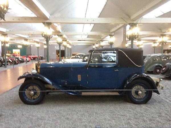 Vintage Car Museum : Enjoy the Magic !