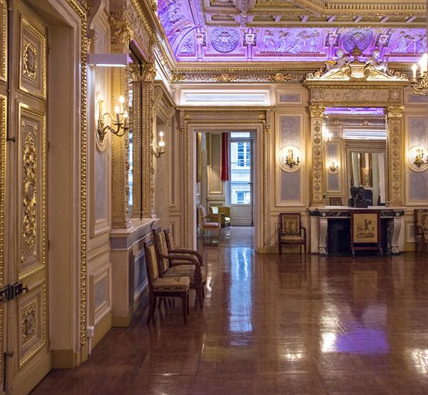 Memories of Napoleon : Discover the Palais Vivienne
