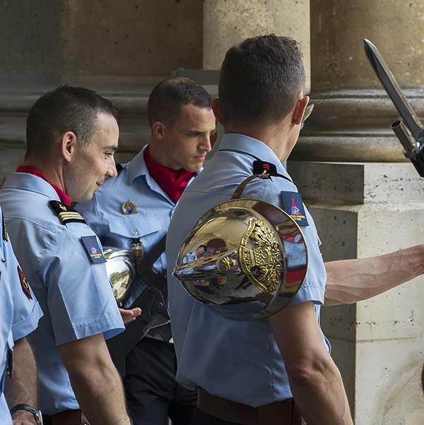 Bastille Day - Bal des pompiers