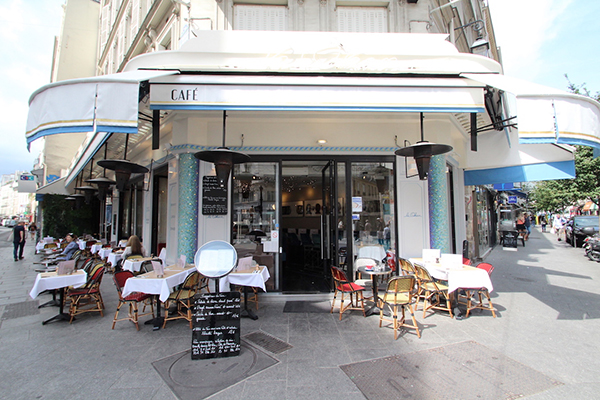 Something Fresh and New in Le Marais