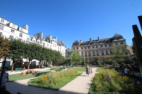 FANTASTIC PLACES TO DISCOVER IN THE NEW MARAIS MAP 2020 EDITION