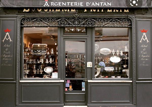 ARGENTERIE D' ANTAN
