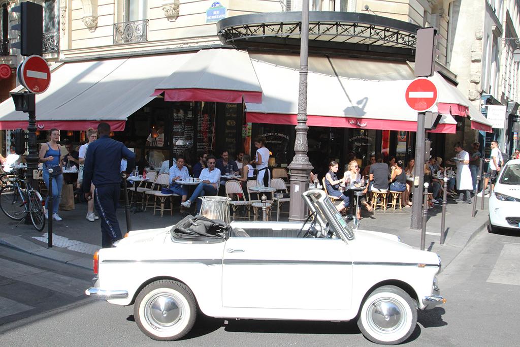 Memories of 2019 in Paris