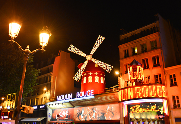 My Day in Le Marais My Night at Le Moulin Rouge