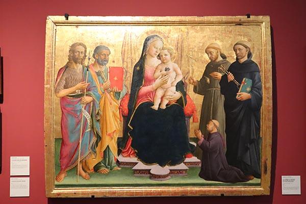 Trésors d'art médiéval au Musée des Beaux-Arts
