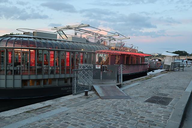 Rosa Bonheur sur Seine le dépaysement sur les quais de la Rive Gauche